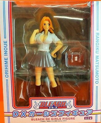 BLEACH - RANGIKU MATSUMOTO - BANPRESTO DX FIGURE - New In Box