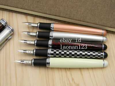 jinhao X750 Vintage Round Body Comics English calligraphy G NIB Fountain Pen