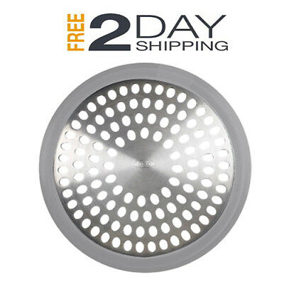 Oxo Good Grips Easy Clean Shower Stall Drain Protector Stainless