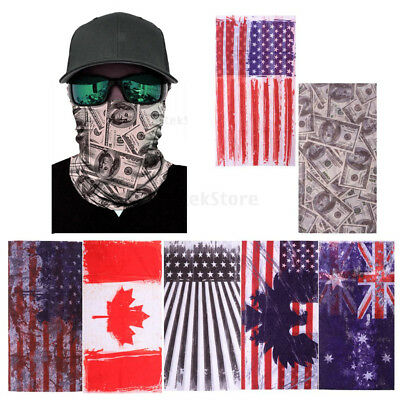 Outdoor Face Mask Cover Neck Warmer for Motorcycle Cycling Ski Snowboard
