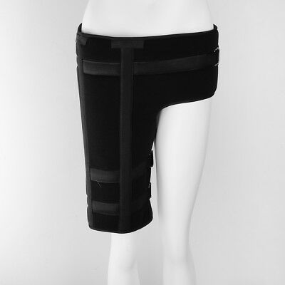 Groin Thigh Wrap Strain Pain Support Hip Injury Sciatica Hamstring Brace