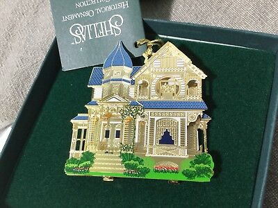 Shelia's Historical Ornament Collection - Riley-Cutler House - OSR01
