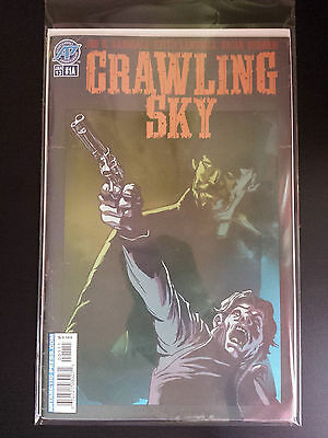 Crawling Sky #  1 Antarctic Press Comic. Bagged/boarded