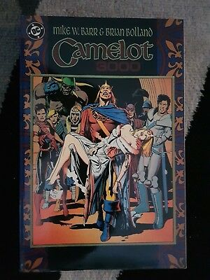 Camelot 3000 1998 2nd Printing