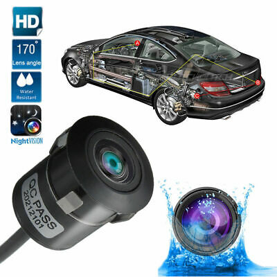 170° HD Auto Car Rear View Camera Reverse Waterproof /Night Vision Back Up Off
