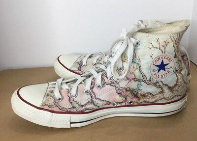 6b5462fb5df6d RARE LIMITED EDITION Converse Allstar Watercolor Shoes Mens 10 Womens 12