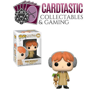 POP Harry Potter Ron Weasley (Herbology)