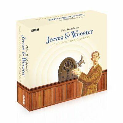 Jeeves & Wooster: The Collected Radio Dramas (A, Wodehouse, Hordern, Briers..
