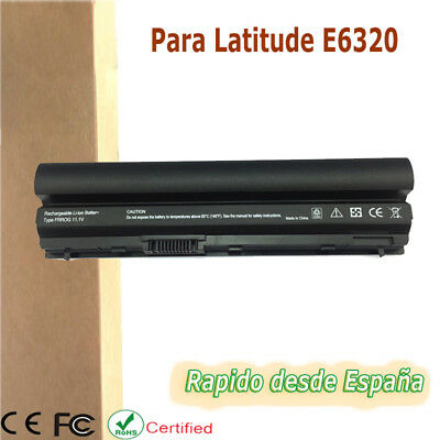 Bateria  para Dell Latitude E6120 E6220 E6230 E6320 Power Battery AKKU