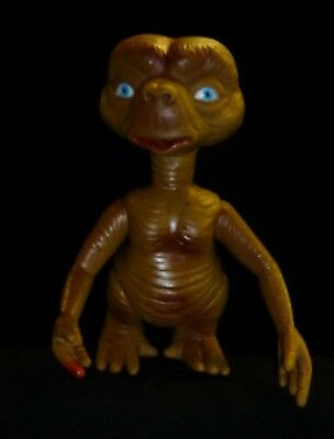 ET The Extra Terrestrial Vintage 1980's Bootleg 7 Inch Action Figure