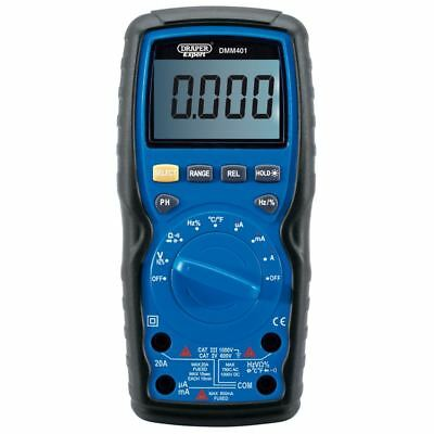 Draper Digital Clamp Meter Auto-Ranging 41824