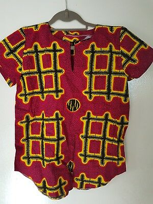 ladies ankara blouse/top