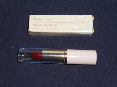 Mary Kay Signature Color Moisturizing Lipstick-Currant-NIB-RARE!!!