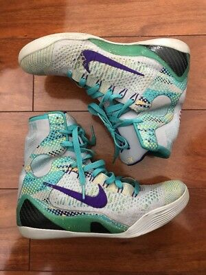 outlet store sale dc82e 8900c NIKE KOBE 9 IX Elite Hero Expression Basketball Shoes Size 8 630847-005