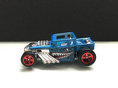2018 Hot Wheels Mystery Pack Exclusive > Bone Shaker , Loose
