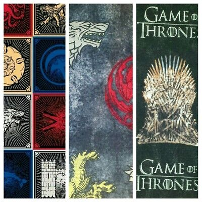 *Game Of Thrones Lanyard for Keys YOUR CHOICE/3 Stark Targaryen Lannister GOT