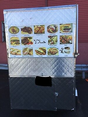 NEW, LARGE Mobile Food Vendor (Cart) in New York City - Offer Pending