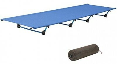 Terra Hiker Ultra-Lightweight Camping Cot, Collapsible camping Bed, Upgraded
