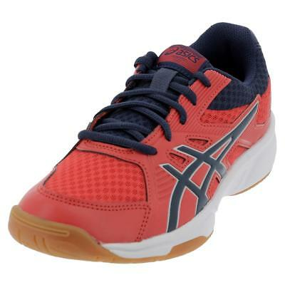 Chaussures volley ball Asics Upcourt 3 rge indoor jr Rouge 11133 - Neuf