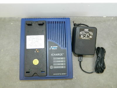 Act Icharge Model I10 Two Way Radio Battery Charger Nicd Ion Ht1000 Mtx9000