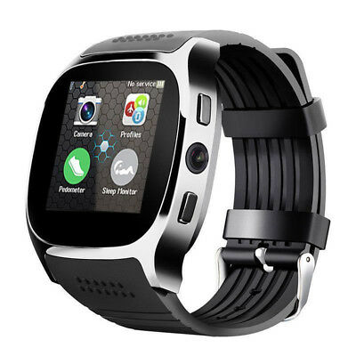 T8 reloj inteligente Bluetooth SIM Teléfono smart watch para Android Samsung HTC