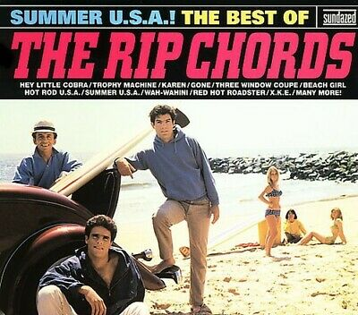 The Rip Chords - Best of Rip Chords [New CD]