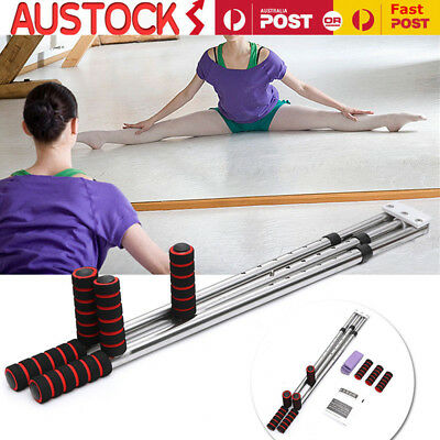 Adjustable Leg Extension Machine Flexibility Training Split Ligament Stretcher