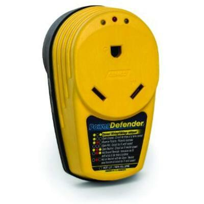Camco Electrical Power Defender Circuit Analyzer With Integrated Surge 30 Amp To