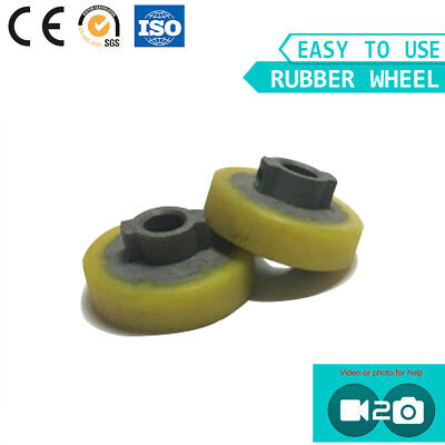 Sealing Machine Parts Replacement Rubber Wheel Pad