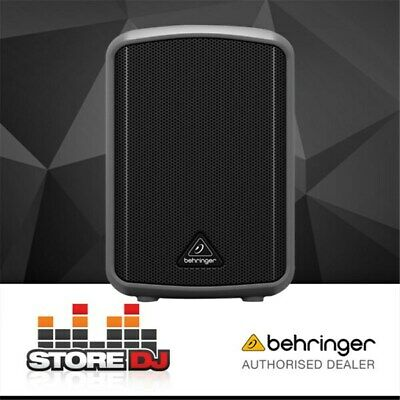 Behringer Europort MPA30BT All-in-One Portable 30W Speaker w/ Bluetooth & Batter