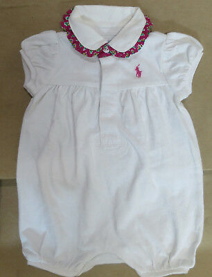 baby girls designer romper outfit AGE 0 3 6 9 months *NEW*  BARGAIN