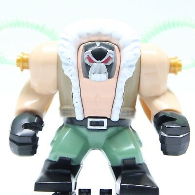 Marvel Dc Comics Bane - Giant (70914) custom lego minifigure superheroes