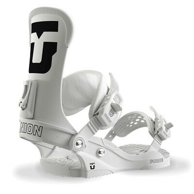 Union Force Bindings in White 2018 Mens