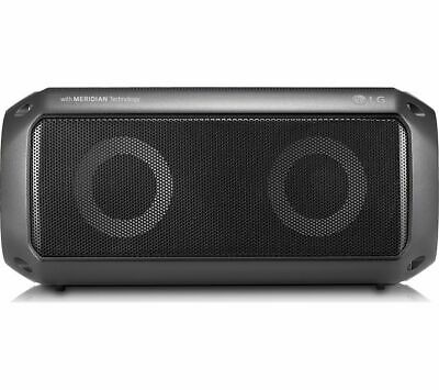 LG PK3 XBOOM Go Portable Bluetooth Speaker - Black - Currys