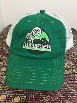 New Fiddlehead Brewing Company Green Hat