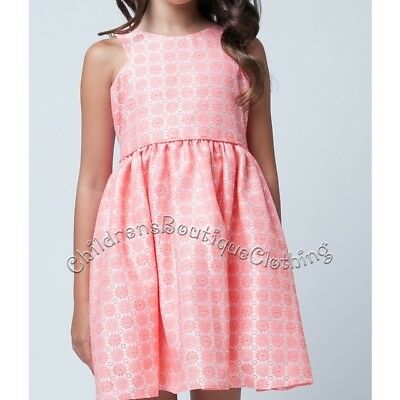 Wholesale Lot of 6 Pieces Toddler Girl Dress Sizes 2T and 4T -SKTG-550-CO