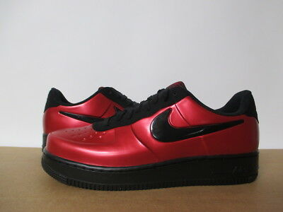 b802e96f7ba AJ3664 601 NIKE Air Force 1 Foamposite Pro Cup Gym Red Black 8-13 ...