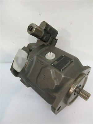 Putzmeister PM067370003, A10V23(13)DR Variable Hydraulic Pump