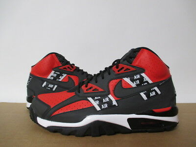 release date: 0d389 21acc Aq5098 600 Nike Air Trainer Sc High Soa Speed Red White Black Bo Jackson 8-