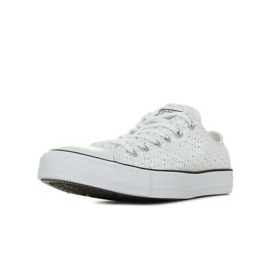 0d8983f091aa Chaussures Baskets Converse femme Chuck Taylor All Star Speckled Jersey  taille