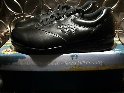 579fe6582ec7 SAS SHOES 7.5 N Freetime Black Brand New In Box 7 1 2 Narrow ...