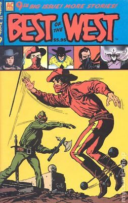 Best of the West (AC Comics) #9 2000 VF+ 8.5 Stock Image