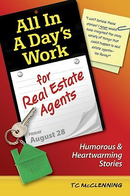 New, autographed case of 20 funny real estate books for #Realtors