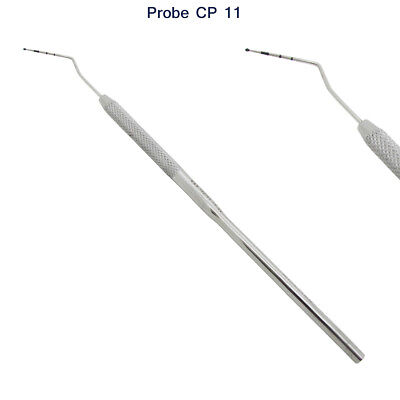 CP-11 Color-Coded Perio Probes Periodontal Examination Probe Dentistry Tools TK