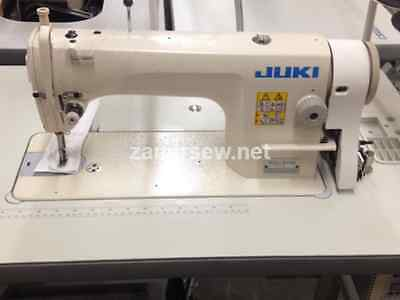 Juki DDL-8700 Industrial Sewing Machine Used-With New Stand & 3/4 HP Servo Motor