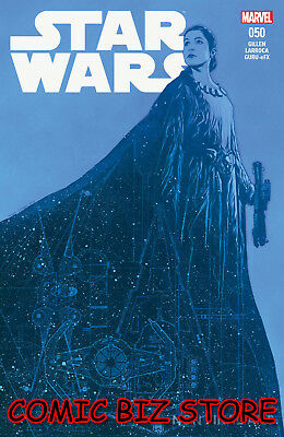 Star Wars #50 (2018) 1St Printing Bagged & Boarded Marvel Comics ($5.99)