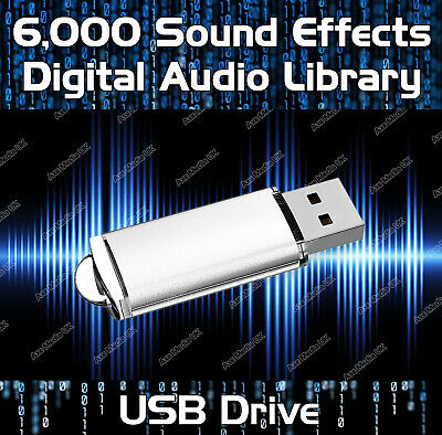 Over 6000 Royalty Free Digital Audio Sound Effects Mp3 Immediate Download