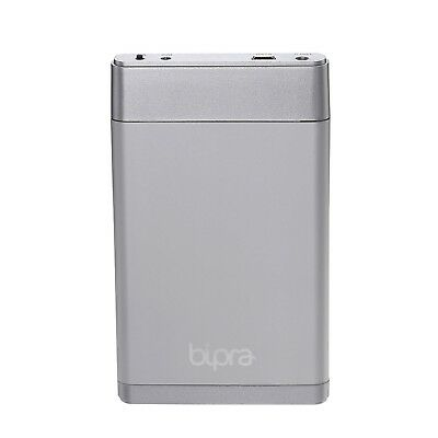 Bipra 120Gb 120 Gb External Usb 2.0 Hard Drive Comes With One Touch Back Up S...