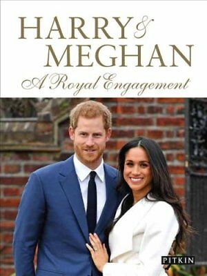 Pitkin Royal Collection: Harry and Meghan : A Royal Engagement by Halima...