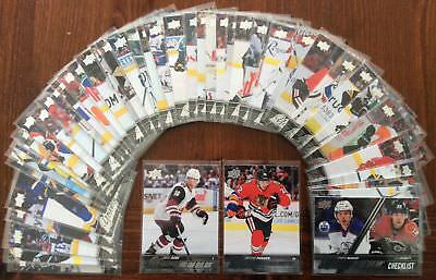 2015-16 Upper Deck Series 1 and 2 Young Guns Rookie Card RC - Pick From List